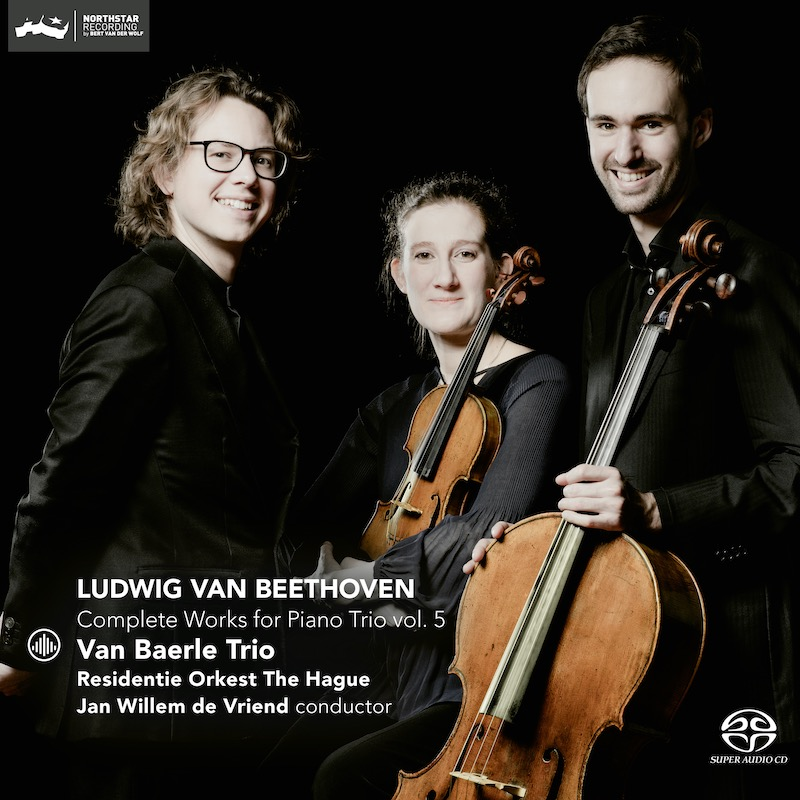Van Baerle Trio - Beethoven /5, Complete Works for Piano Trio